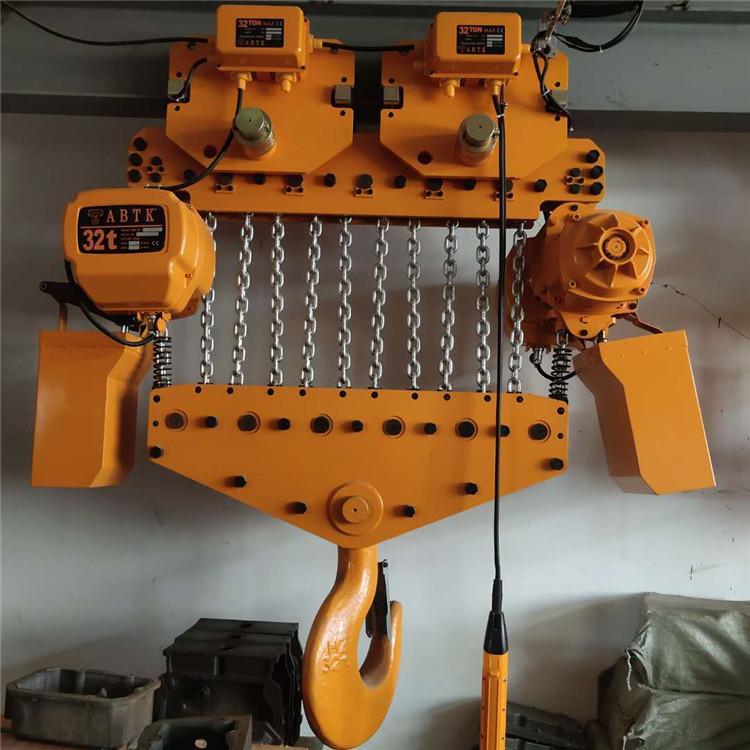 鬼头电动葫芦小型卷扬机提升机BCD防爆电动葫芦四川起重机