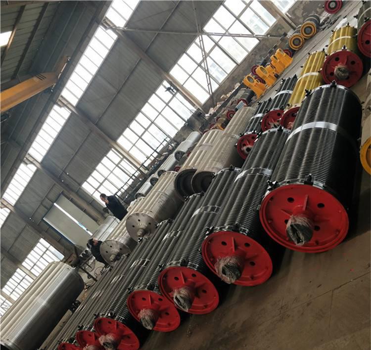 直径300-2500mm起重机钢丝绳卷筒组 启闭机卷扬机卷筒组 可来图定制钢丝绳卷筒