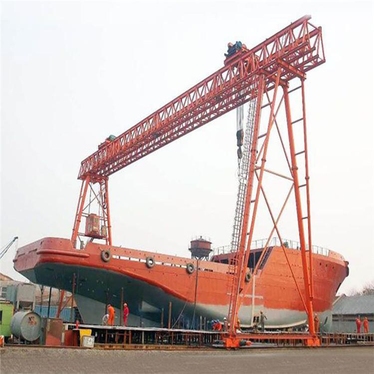 门式起重机造船门式起重机 港口用重型龙门吊起重机 造船用龙门起重机 港口起重机